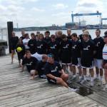 WM-Vorbereitung in Kiel 2009