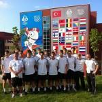 EYOF (=European Olympic Youth Festival) 2011