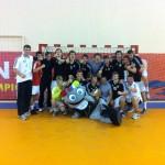 EYOF-Team in Trabzon/Türkei August 2011