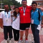 Guides: Mehmet, Fatime, Osman