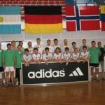 Team WM U-19 in Tunesien 2009