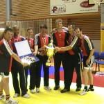 EM-Betreuungstab 2008; Trainer, Physios, Doc und Sportwissenschaftler