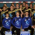Länderspiel U-18 Handball Nationalmannschaft in Magdeburg gegen Polen 2008