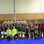 Handball-Europameister U-18 2008 in Brünn/CZ