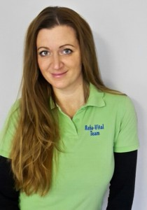 Anna - Physiotherapeutin