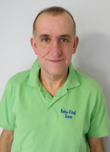 Hans-Peter - Ergotherapeut