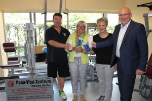 20 Jahre Physiotherapie in Marktredwitz